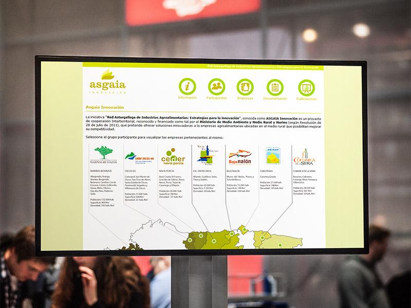 USB Presentación Proyecto Asgaia Innovación