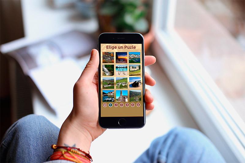App Puzzle Parque Histórico del Navia