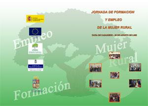 Tr�pticos, d�pticos y carpetas para AFAMMER Asturias