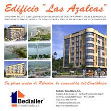 Cartel Bedialler Inmobiliaria - Edise Soluciones: diseño y desarrollo de páginas Web
