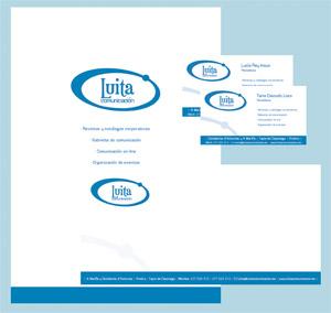 Imagen Corporativa Luita Comunicaci�n - Edise Soluciones: diseño y desarrollo de páginas Web