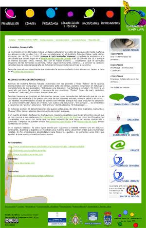 XIII Jornadas BiblioSalud - Edise Soluciones: diseño y desarrollo de páginas Web
