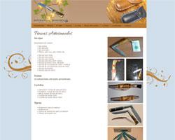 Diseño Web Antonio Díaz