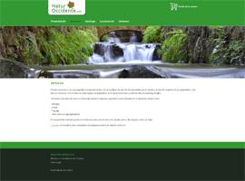 Página Web NaturOccidente.com